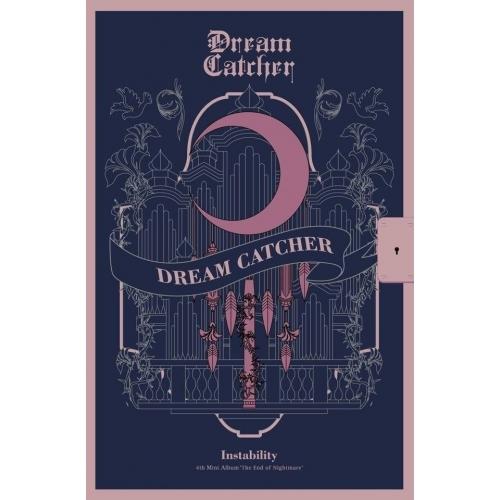DREAMCATCHER - 4th Mini Album The End of Nightmare (Instability ver.)