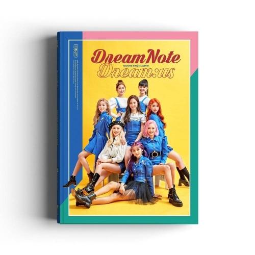 Dreamnote - 2nd Single Album Dream:us