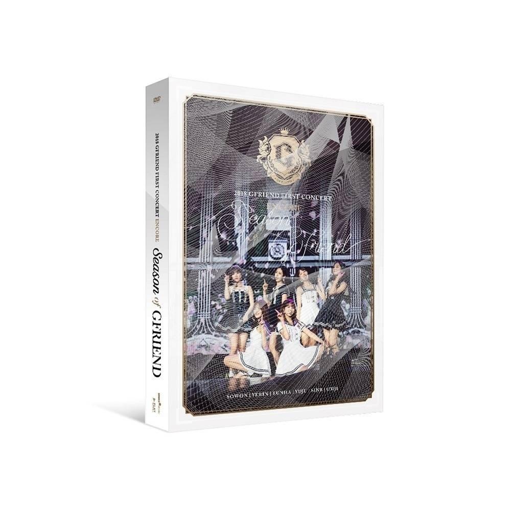 GFRIEND - 2018 First Concert Season of GFRIEND Encore DVD