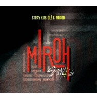 Stray Kids - Mini Album Clé 1 : MIROH (Normal Random Ver.)