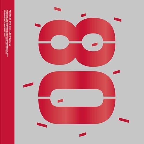 PENTAGON - 8th Mini Album Genie:us