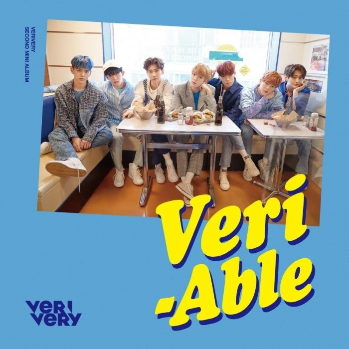 VERIVERY - 2nd Mini Album Veri-Able (Official Ver.)