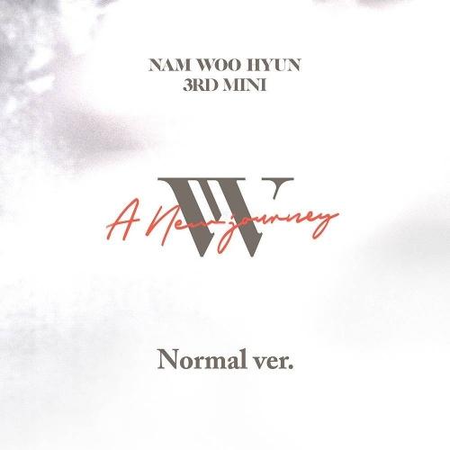Nam Woo Hyun - 3rd Mini Album A New Journey (Normal Ver.)