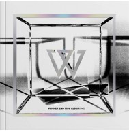 WINNER - 2nd Mini Album WE (White Ver.)