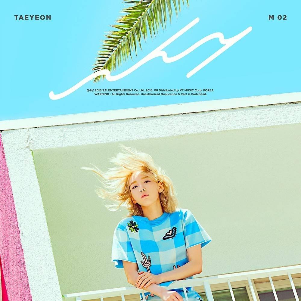 Taeyeon - 2nd Mini Album Why