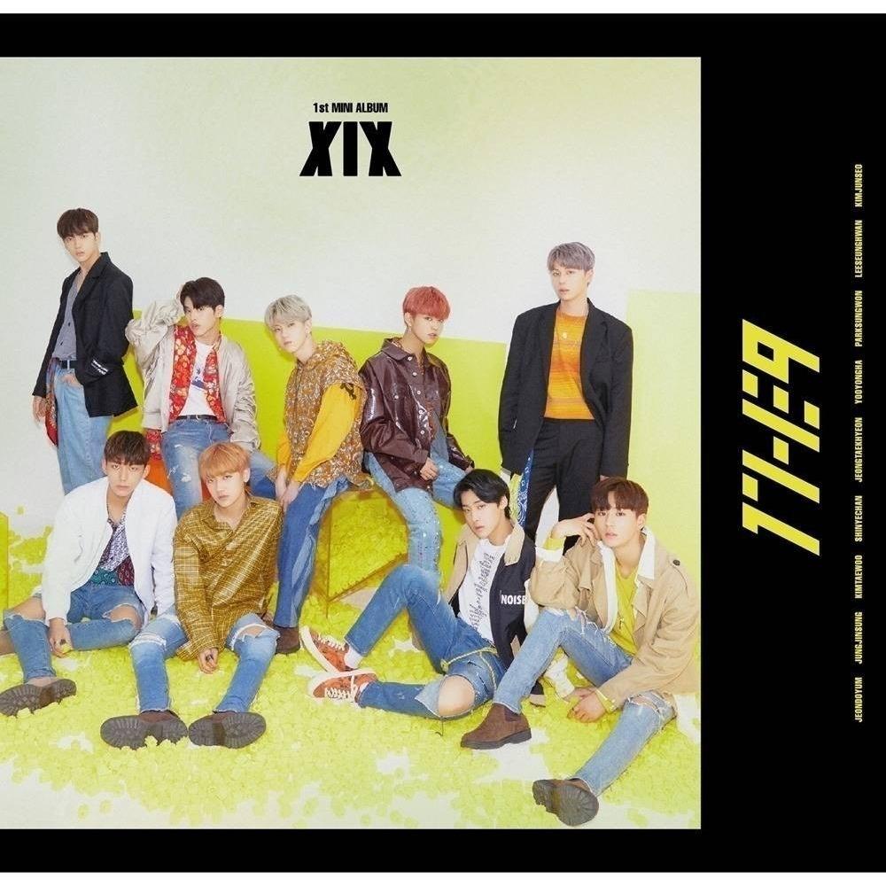 1THE9 - 1st Mini Album XIX