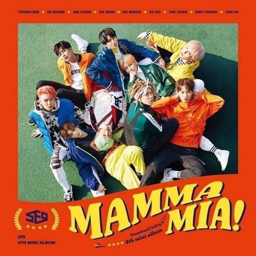 SF9 - 4th Mini Album Mamma Mia!