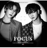 JUS2 (GOT7) - Mini Album Focus (Random Ver)