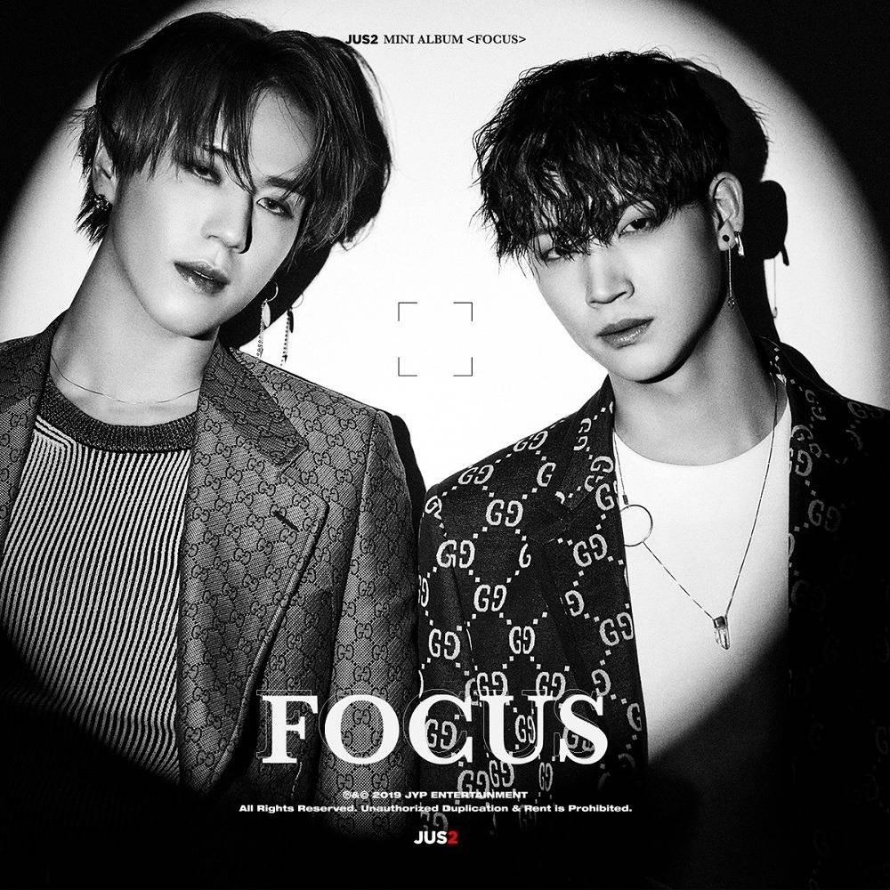 JUS2 (GOT7) - Mini Album Focus (Random Ver)