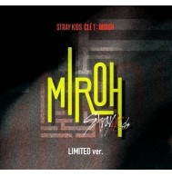 Stray Kids - Mini Album Clé 1 : MIROH (Corner Damaged,, Maximum 1 Copy per Person,, Limited Ver.)