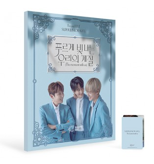 Super Junior K.R.Y - Beyond LIVE BROCHURE : The moment with us