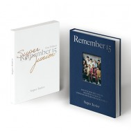 Super Junior - 15th Anniversary Photo Book: Remember 15