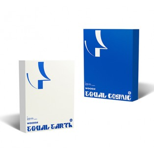 WOODZ - 1st Mini Album EQUAL (Random Ver.)