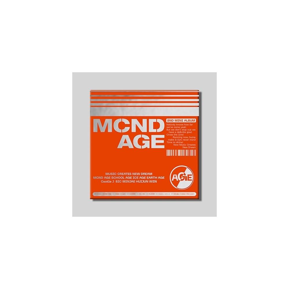 MCND - 2nd Mini Album MCND AGE (HIT Ver.)