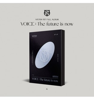 VICTON - 1st Album The future is now (is Ver.)