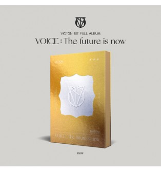 VICTON - 1st Album The future is now (now Ver.)