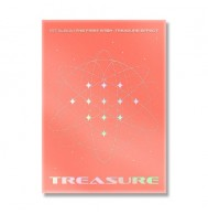 TREASURE - 1st ALBUM THE FIRST STEP : TREASURE EFFECT (Orange Ver.)