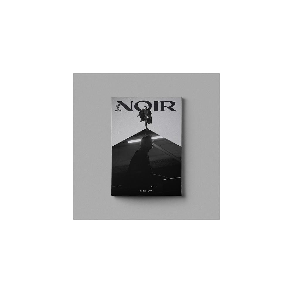 U-KNOW - 2nd Mini Album NOIR (Crank In Ver.)