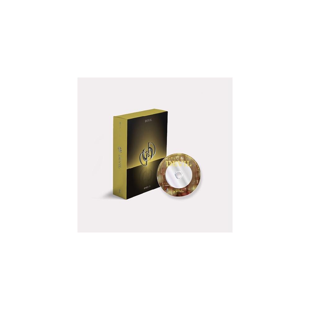 ONEUS - 1st Album DEVIL (Yellow Ver.)
