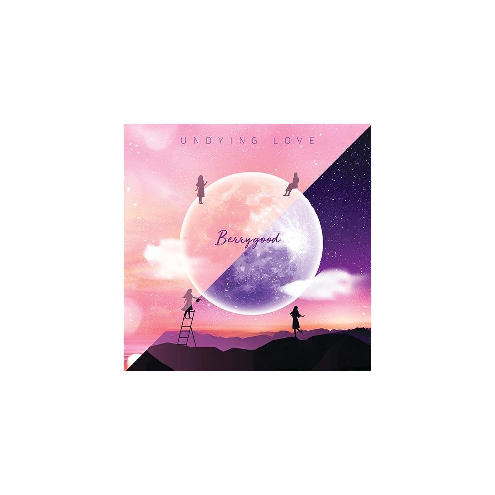 BerryGood - 4th Mini Album UNDYING LOVE