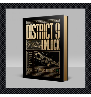 Stray Kids - World Tour 'District 9 : Unlock' in SEOUL DVD