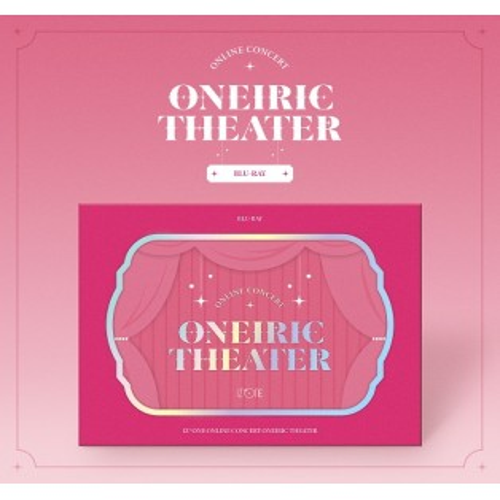 IZ*ONE - ONLINE CONCERT : ONEIRIC THEATER Blu-ray
