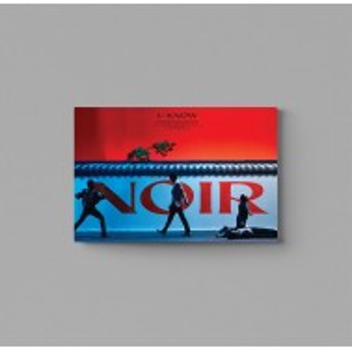 U-KNOW - 2nd Album NOIR Thank U (Uncut Ver.)