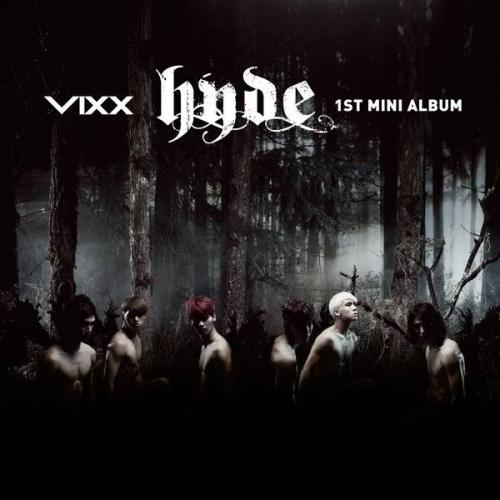 Vixx - 1st Mini Album Hyde