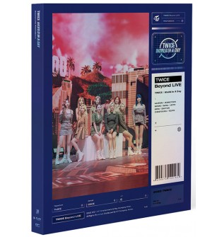 TWICE - Beyond LIVE : World in A Day PHOTOBOOK