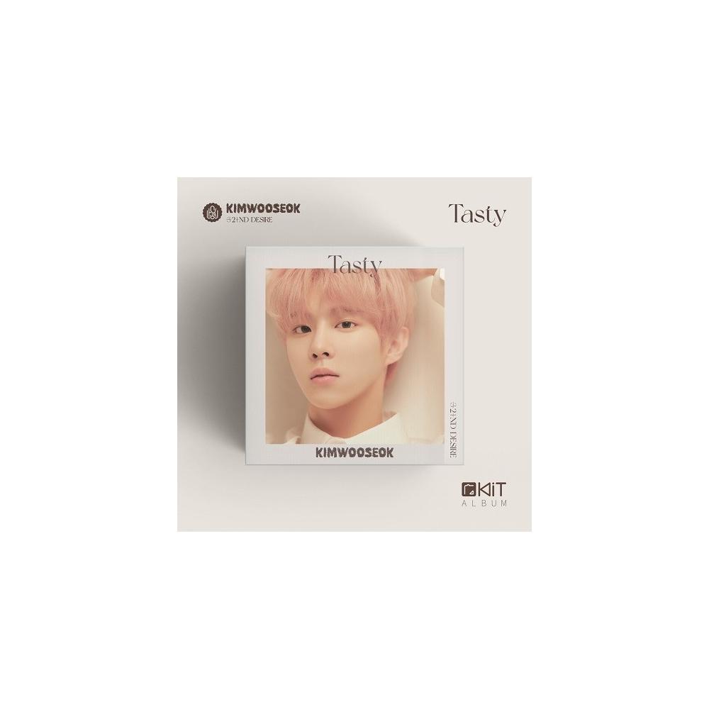 KIM WOO SEOK - 2nd Mini Album DESIRE : TASTY Kit Album