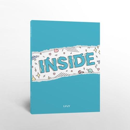 LUCY - 3rd Single INSIDE