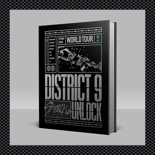 Stray Kids - World Tour 'District 9 : Unlock' in SEOUL BLU-RAY