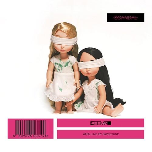 KEEMBO - 1st Album SCANDAL
