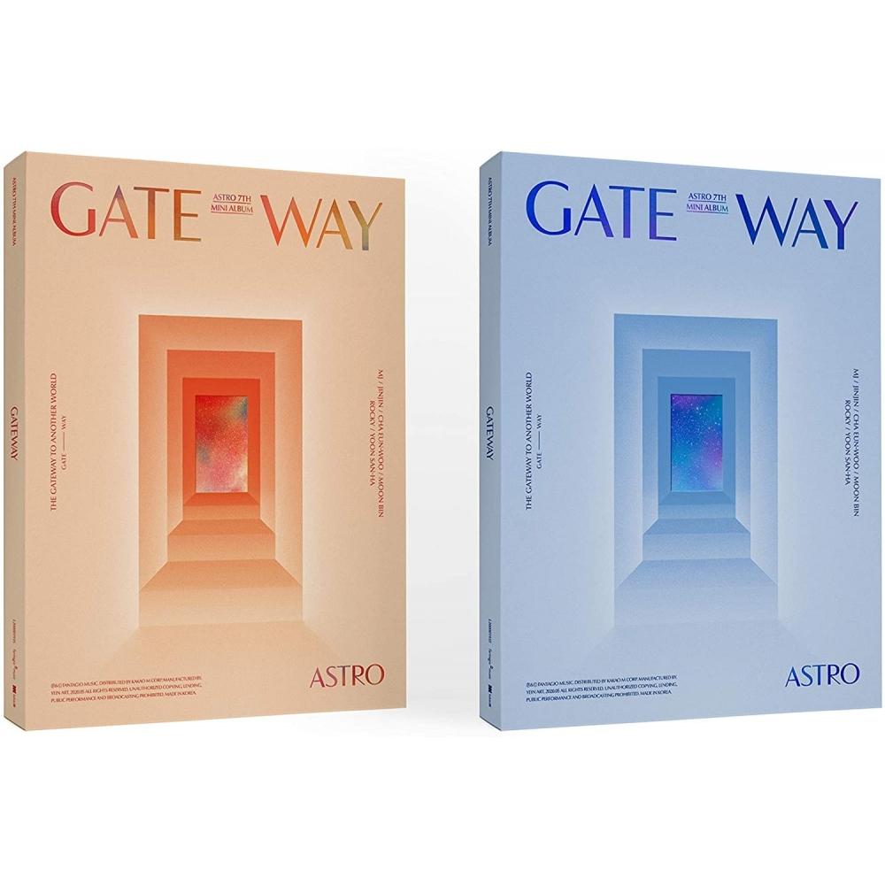 ASTRO - 7th Mini Album GATEWAY (Random Ver.)
