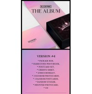 BLACKPINK - 1st FULL ALBUM THE ALBUM (Random Ver.)