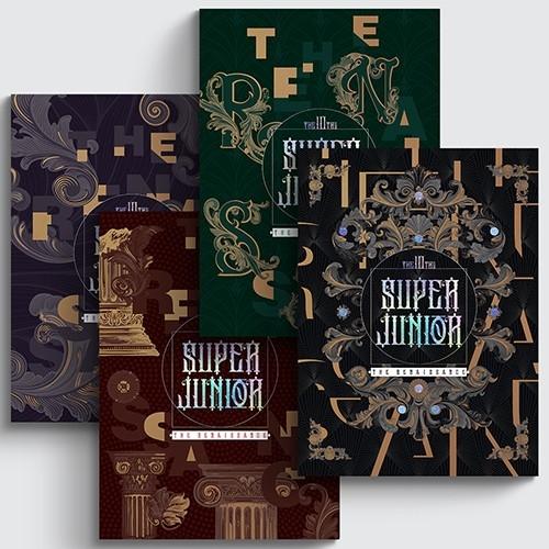Super Junior - 10th Album The Renaissance (The Renaissance Style)