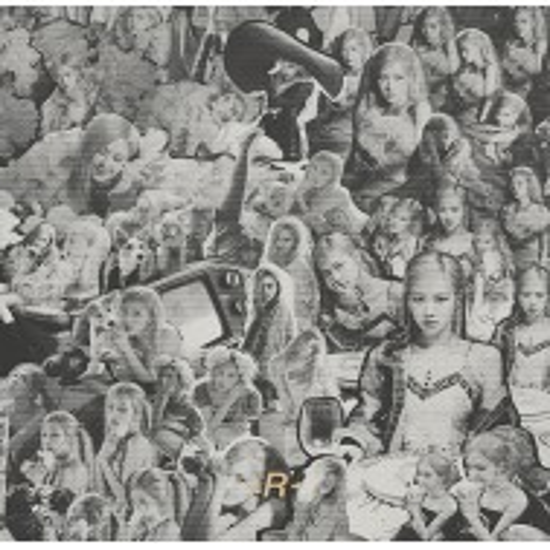 Rosé - First Single Album -R- (Kit Album)
