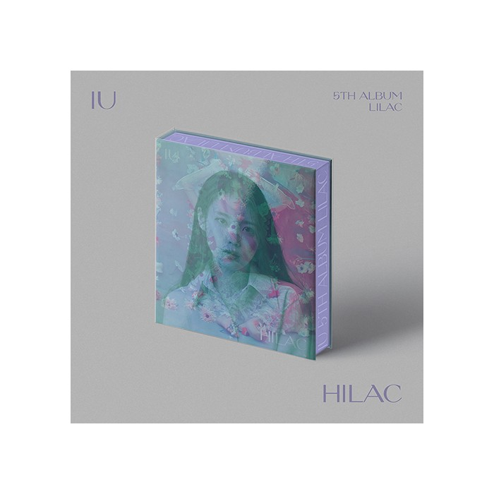 IU - 5th Album LILAC (HILAC Ver.)