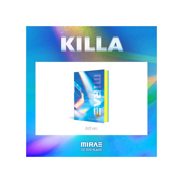 MIRAE - 1st Mini Album KILLA (소년 Ver.)