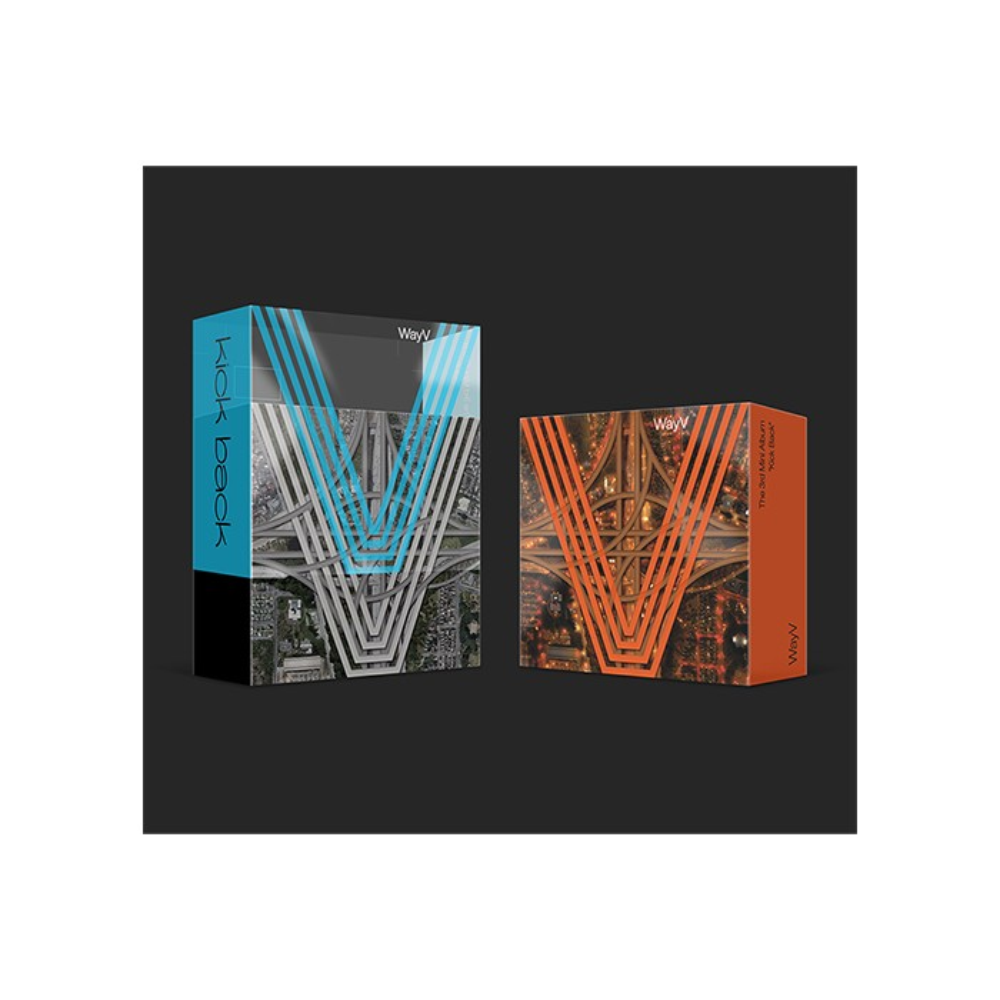 WayV - Kick Back (Kit Album)