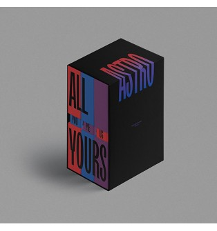 ASTRO - 2nd Album All Yours (Set Ver.)