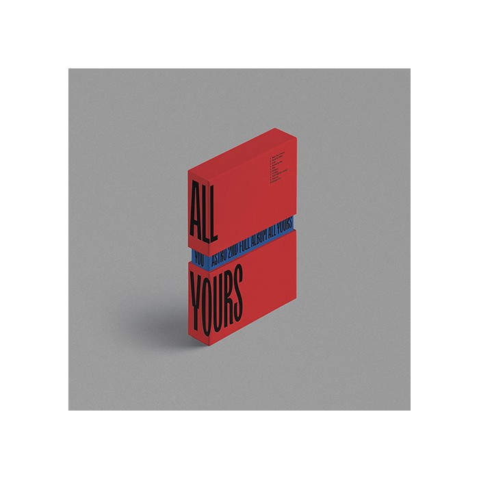 ASTRO - 2nd Album All Yours (YOU Ver.)