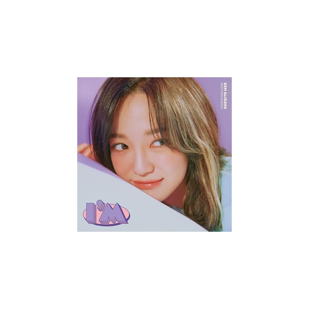 Kim Sejeong - 2nd Mini Album I'm