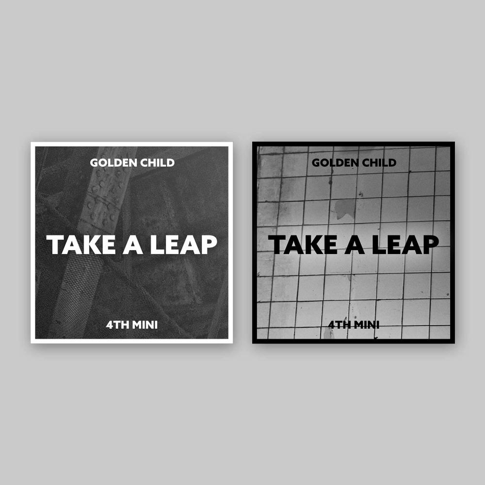 Golden Child - 4th Mini Album Take A Leap (Random Ver.)