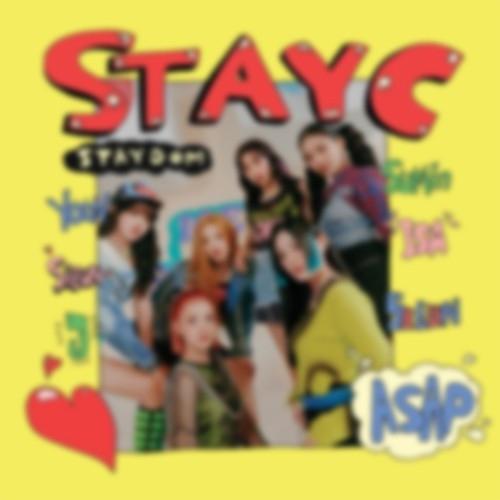 STAYC - 2nd Single Album STAYDOM