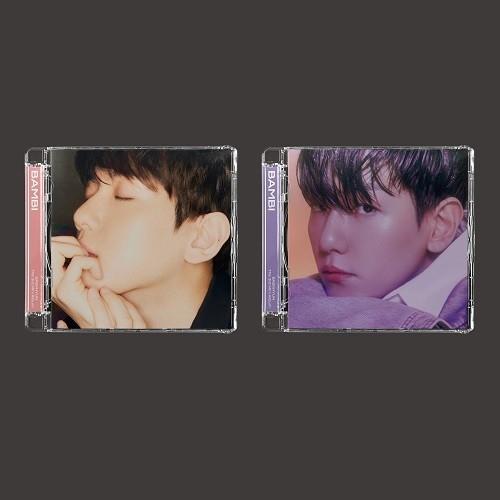 BAEKHYUN - 3rd Mini Album Bambi (Jewel Case Ver.)