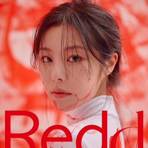 Whee In - Mini Album Redd