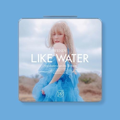WENDY - 1st Mini Album Like Water (Case Ver.)