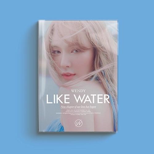 WENDY - 1st Mini Album Like Water (Photo Book Ver.)