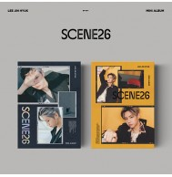 LEE JIN HYUK - 3rd Mini Album SCENE26 (Random Ver.)
